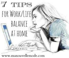 Balancing work and life at home #WAHM #blogging #momblogger