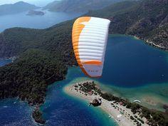 Paragliding Oludeniz Fethiye Turkey
