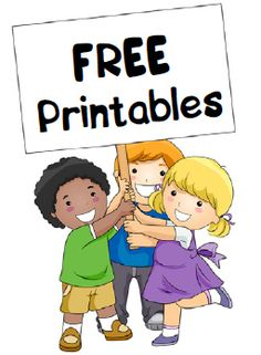Great printables for math, lapbooking, preschool, nature, and more.