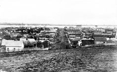 In the 1860s, the area of 18th and Douglas Streets was considered the outskirts of Omaha. The city was made up of mud streets, hills and hollows. THE WORLD-HERALD