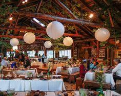 Rustic Lodge Wedding
