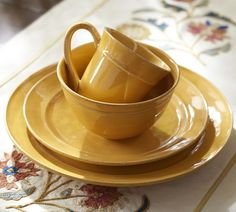 Dinnerware (Pottery Barn)