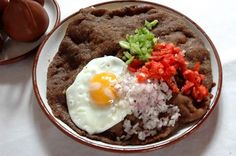 El Silpancho - want to eat one en El Palacio del Silpancho!