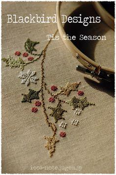 Tis the Season ~ Blackbird Designs. Absolutely beautiful!!! Love!!!