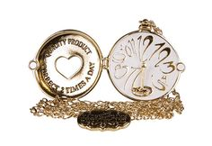 pocket watch from the white rabbit