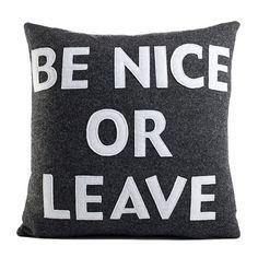 Cute Pillow:)