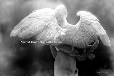 art wing, angel wings, art photography, engel ang, fine art, black white, angel art, surreal angel, angels