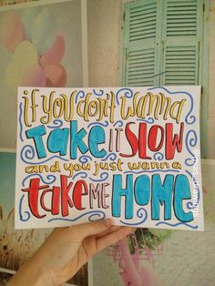 Kiss You One Direction lyric art by Miasdrawings on Etsy