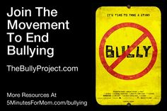 Join the movement to end bullying