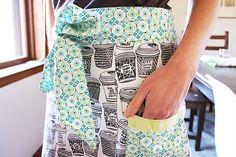 latte apron