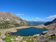 Blue Lake- RMNP