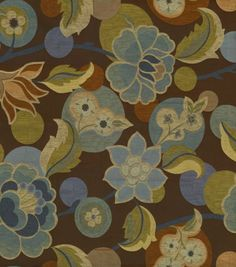 Upholstery Fabric-Richloom Studio Esme River, , hi-res