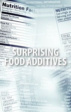 Dr. Oz takes a shocking look at the bizarre additives the food industry is using in processed foods. Is this in your kitchen?  http://www.recapo.com/dr-oz/dr-oz-advice/dr-oz-food-additives-duck-feathers-human-hair-bread/