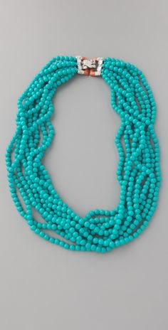 bling, fashion, jewel, turquoise, accessori, haley, colors, turquois necklac, chunky necklaces