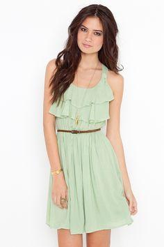 Love mint green!