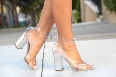 modern cinderella slippers