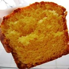 Orange cake recipe - best I have ever had!