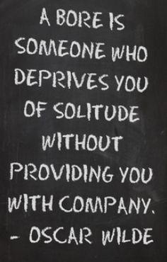 Oscar Wilde....SO TRUE!