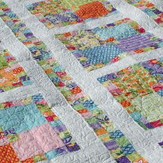 Amanda Murphy Designs - beautiful quilting fabrics and wonderful quilt patterns.