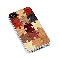 WOODEN PUZZLE IPHONE CASE|UncommonGoods