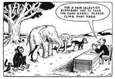 While it has been derided by educators for decades as incapable of truly measuring understanding, and while performance on such exams can be noticeably improved simply by learning a few tricks, the multiple choice question may have a larger, less obvious flaw that disrupts the tone of learning itself.