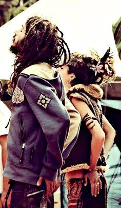The Hippie Commune,