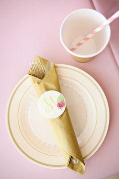 {Royal Garden} Classic Pink Princess Party birthday parti, castl parti, alli parti, princess parti, garden parties, cinderella idea, parti idea, royal garden, arabian princess