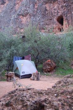 Camping<3