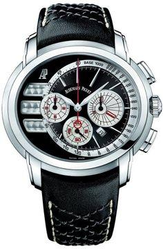Audemars Piguet Millenary Tour Auto 2011 Watch - #watches #luxury