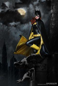 Batgirl cosplay