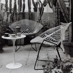 Perfect patio set.