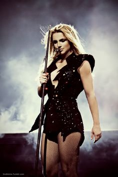 The Incredible Ms. Britney Spears - Femme Fatale Tour 2011