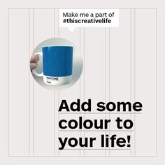 Feeling lucky? Enter our giveaway and win a set of #pantone mugs!