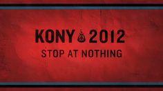 Make Kony Famous 2012!!!
