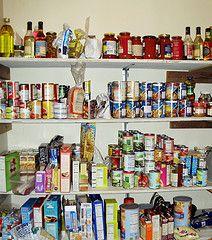 preparing meals for a month, month food, homestead survival, food storage, storag meal, food prep, simpl food, fast foods