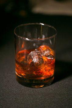The Improved Boulevardier 1.5 oz Jefferson's Bourbon 1 oz Campari 1 oz ...