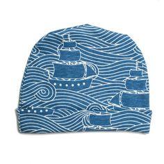 Baby Hat - High Seas Blue