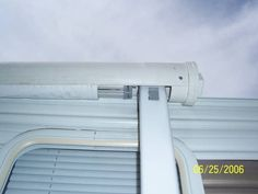 RV awning cover - would this work on the road to keep the awning from billowing in high winds?