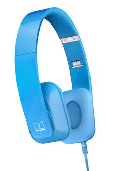 Nokia Purity HD Stereo Headset by Monster (Cyan)