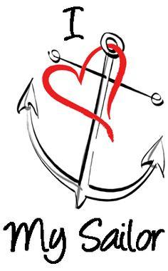 I love my sailor - MilitaryAvenue.com