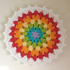 caseyplusthree rainbow #crochet