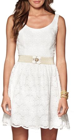 lovely Lilly Pulitzer scoop neck dress http://rstyle.me/n/nv5xwpdpe