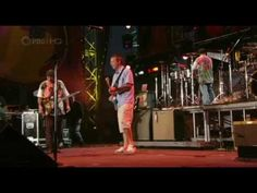 Eric Clapton and Carlos Santana - Crossroads Guitar Festival