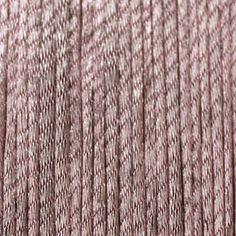 New yarn: Patons Metallic in Burnished Rose (95420) $6.79