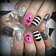 stephaniedoesnails #nail #nails #nailart