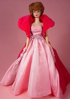 Bubble Cut Vintage Barbie in Sophisticated Lady 1963