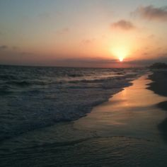 Where I am now :) The beach in Florida
