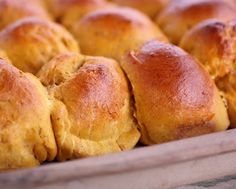 Pumpkin Spice Rolls...must try these!