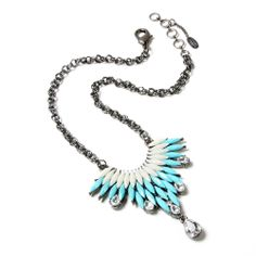 Amrita Singh | Joan Pendant - Fashion Jewelry Necklaces - Indian Necklaces | New!