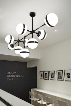 Peggy Guggenheim Cafe by Hangar Design Group